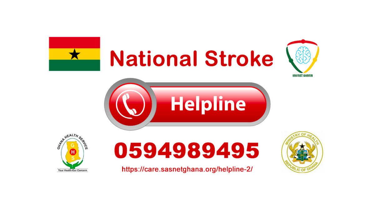 NATIONAL STROKE HELPLINE GHANA
